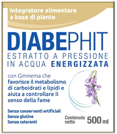 DIABEPHIT 500 ML - Farmastar.it