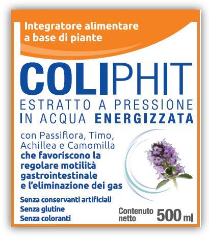 COLIPHIT MACERATO 500 ML - Farmacia Basso