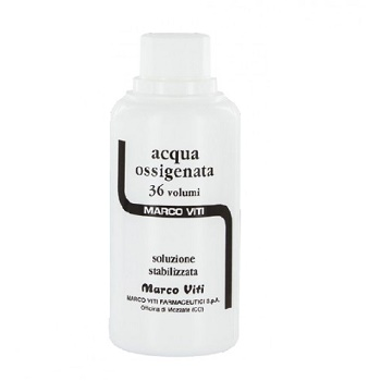 ACQUA OSSIGENATA 36 VOLUMI 100 ML - Parafarmacia Tranchina