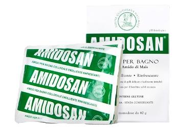 AMIDOSAN POLVERE MONODOSE 7 BUSTINE DA 40 G - Farmabros.it