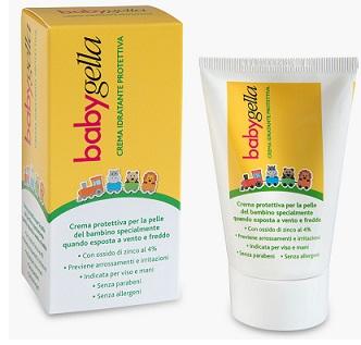 BABYGELLA CREMA IDRATANTE PROTETTIVA TUBO 50 ML - La farmacia digitale