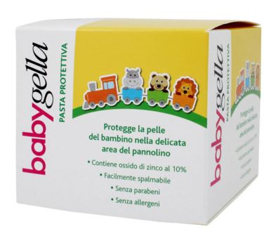 BABYGELLA PASTA PROTETTIVA VASO 150 ML - Farmafamily.it