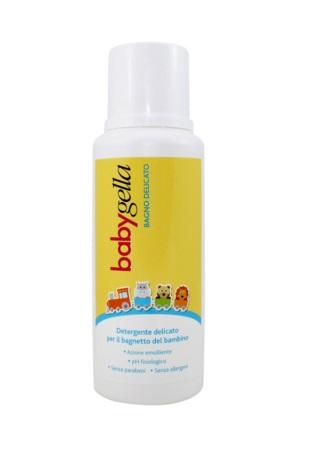 BABYGELLA BAGNO DELICATO 250 ML - La farmacia digitale