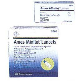 Ames Minilet 25 Lancette - Sempredisponibile.it