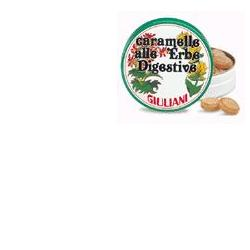 CARAMELLE DIGESTIVE GIULIANI CON ZUCCHERO - Farmafamily.it