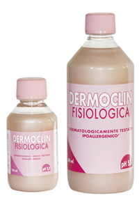 DERMOCLIN FISIOL 500ML - Farmastar.it