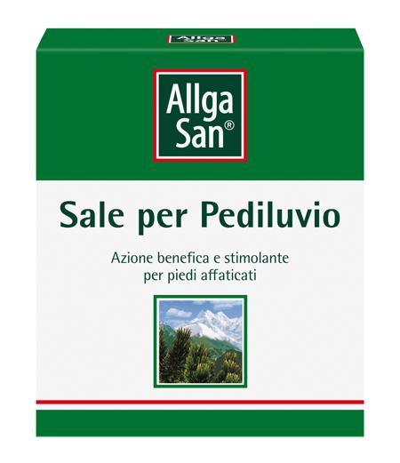 ALLGA SALI PEDILUVIO 100 G - Farmafamily.it