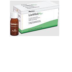 LIOVITAL PLUS 10 FLACONCINI 10 ML - Farmawing