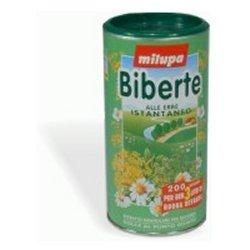 BIBERTE BEVANDA ISTANTANEA 200 G - pharmaluna