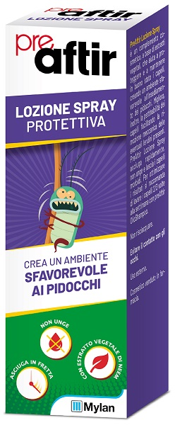 PREAFTIR LOZIONE SPRAY ML 100 - Farmacia Giotti