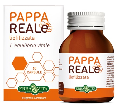 PAPPA REALE 60 CAPSULE - Zfarmacia