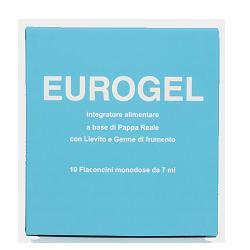 EUROGEL GEL REALE 10 FIALE 7 ML - Farmaseller