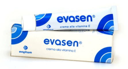 EVASEN CR VIT E 30G - Farmafamily.it