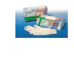 GUANTO IN LATTICE PER ESPLORAZIONE FZ QUALITY MEDS MISURA MEDIUM 1 SCATOLA 100 GUANTI - Farmacielo