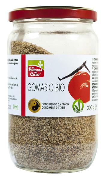 GOMASIO BIO 300 G - Farmaciaempatica.it