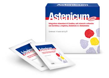 ASTENICUM 14 BUSTINE - Farmaseller