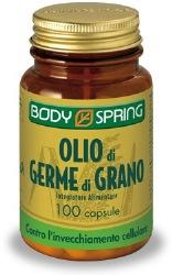 Body Spring Olio di Germe di Grano 100 Capsule - Sempredisponibile.it