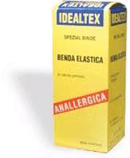 BENDA ELASTICA IDEALTEX NATURALE 5X450CM - Farmafamily.it
