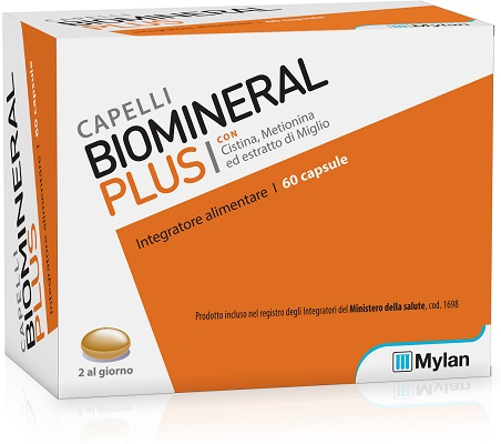 BIOMINERAL PLUS 60 CAPSULE - La farmacia digitale