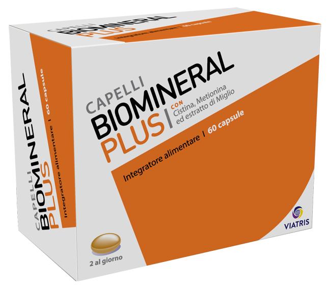 BIOMINERAL PLUS 60 CAPSULE - SUBITOINFARMA