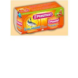 PLASMON OMOGENEIZZATO SALMONE VERDURE 80 G X 2 PEZZI - Antica Farmacia Del Lago