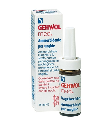 GEHWOL AMMORBIDENTE UNGHIE 15ML - Farmaci.me