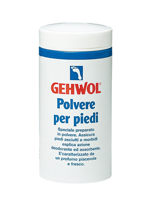GEHWOL POLVERE PER PIEDI 100 G - Farmacia Massaro