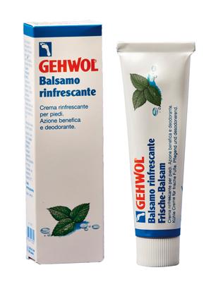 GEHWOL BALSAMO RINFRESCANTE 75ML - Farmafamily.it