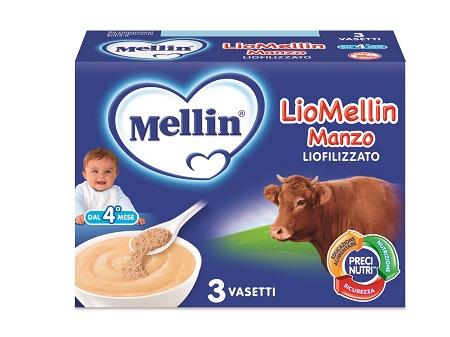 LIOMELLIN MANZO LIOFILIZZATO 10 G 3 PEZZI - Speedyfarma.it