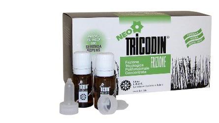 NEOTRICODIN FRIZIONE 10 FLACONCINI 7,5 ML - Farmacia Centrale Dr. Monteleone Adriano