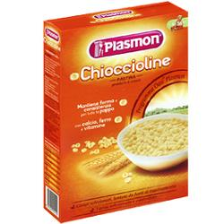 PLASMON CHIOCCIOLINE 340 G 1 PEZZO - Farmafamily.it