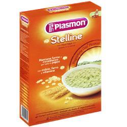 PLASMON STELLINE 340 G 1 PEZZO - Farmafamily.it