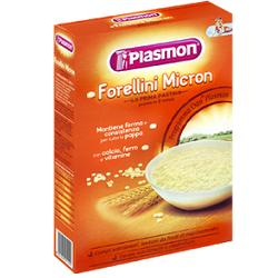 PLASMON PRIMI MESI FORELLINI 320 G 1 PEZZO - Farmafamily.it