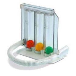 Safety Spirometro Incentivante Per Ginnastica Respiratoria