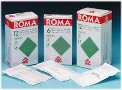 GARZA COMPRESSA IDROFILA ROMA 12/8 36X40CM 12 PEZZI - Parafarmacia Tranchina