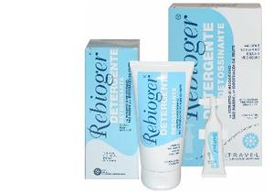 Rebioger Detergente Viso Corpo 150ml - Farmastar.it