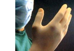 Guanto Chirurgico Sterile in Lattice Misura 6,5