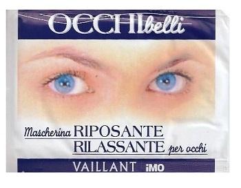 OCCHIBELLI MASCHERINA OCCHI 1 BUSTA - Farmapage.it