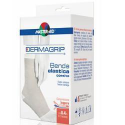 BENDA ELASTICA AUTOBLOCCANTE MASTER-AID DERMAGRIP 10X4 - La tua farmacia online
