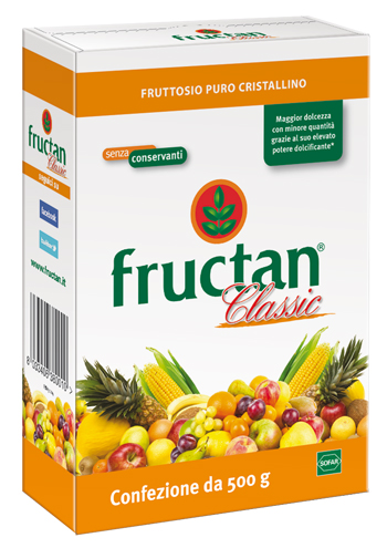 FRUCTAN POLVERE 500 G - Farmaunclick.it