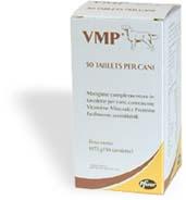 VMP TAVOLETTE PER CANI FLACONE 50 TAVOLETTE - Farmapage.it