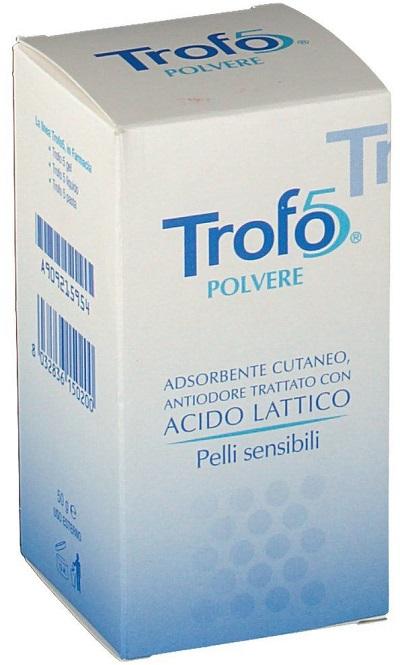 TROFO 5 POLVERE 50 G - Parafarmacia Tranchina