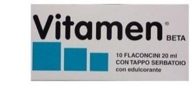 VITAMEN Beta Dietetico 10 flaconi 20 ml-909272003