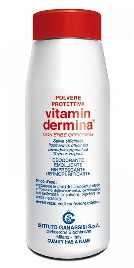 VITAMINDERMINA POLVERE PROT 100G - Farmafamily.it