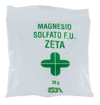 MAGNESIO SOLFATO POLVERE 30 G - Farmaciasconti.it