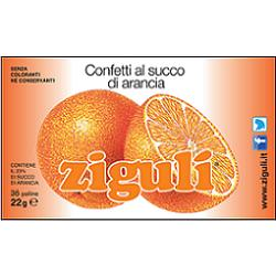ZIGULI ARANCIA 36 PALLINE 22 G - Farmia.it