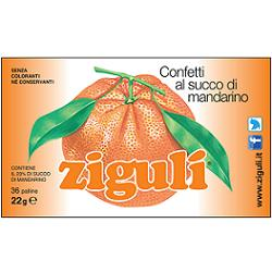 ZIGULI MANDARINO 36 PALLINE 22 G - Farmia.it