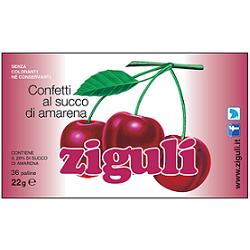 ZIGULI AMARENA 36 PALLINE 22 G - Farmabenni.it