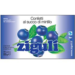 ZIGULI MIRTILLO 36 PALLINE 22 G - Farmia.it