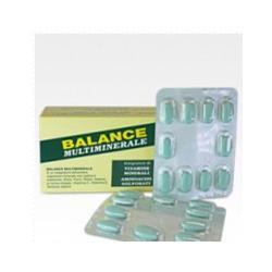 BALANCE MULTIMINERALE 40 COMPRESSE - Farmacia Giotti